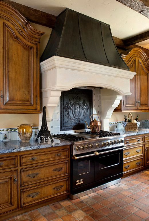 Perricone Design Design Works Stove Hood Vents