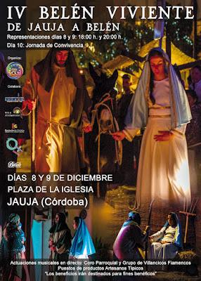 Belén Viviente 2017 - Jauja (Córdoba)