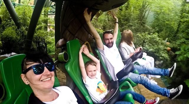 europapark, europa park, wakacje z dzieckiem, park rozrywki dla dzieci, podróże z dzieckiem, rollercoaster, globtroterek