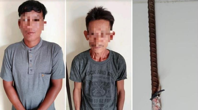 Pelaku Pembobolan Rumah Walet Ketangkap Basah Oleh Pemiliknya
