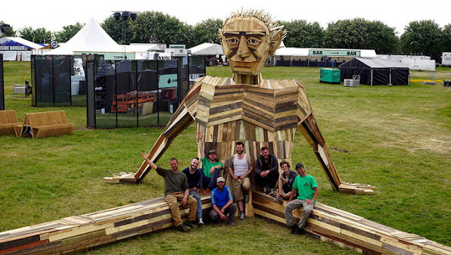 Artists Doing Amazing Things With Recycled Materials