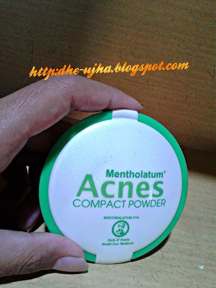 tampak depan acnes compcat powder