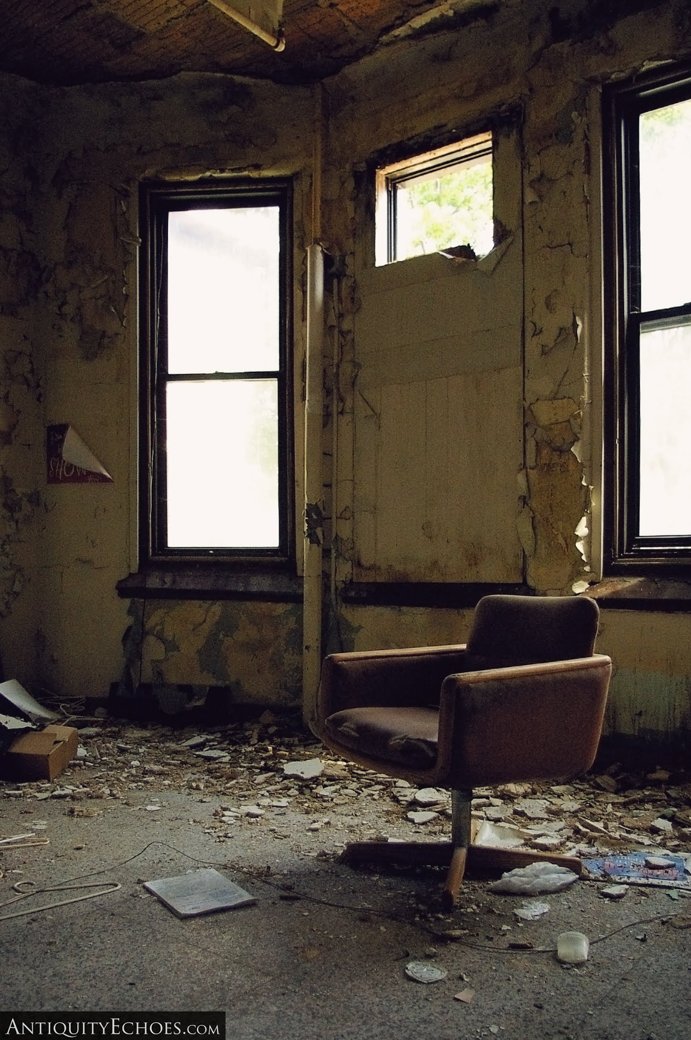 Overbrook Asylum - Lonely Ward Chair