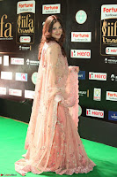 Gouri Manjari in Splendid Designer Saree at IIFA Utsavam Awards 2017  Day 2  Exclusive 07.JPG