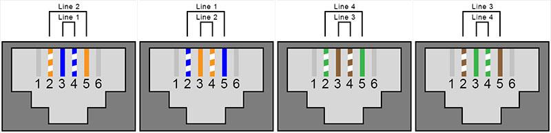 Cat6 To Rj11 Wiring Diagram Download Wiring Diagram