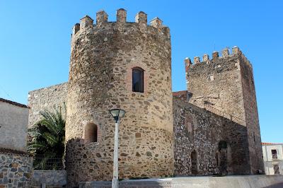Palacio castillo de los Altamiranos