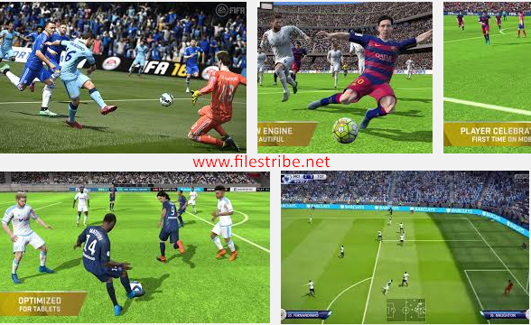 Fifa 16 Offline Installer For PC Free Download