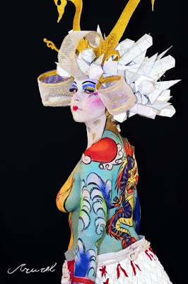 Bodypainting by Renew Style