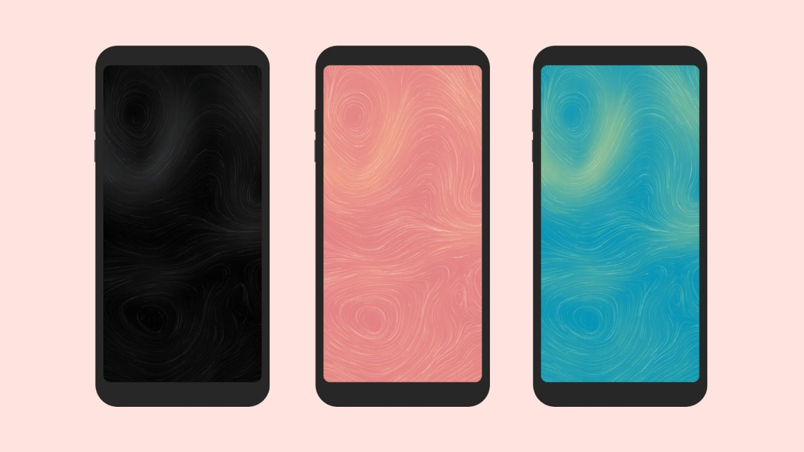 Android Q Stock Wallpapers | Wallpaper Pack #2