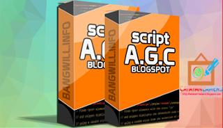 Kupas Tuntas Pembahasan Tentang AGC Blogspot