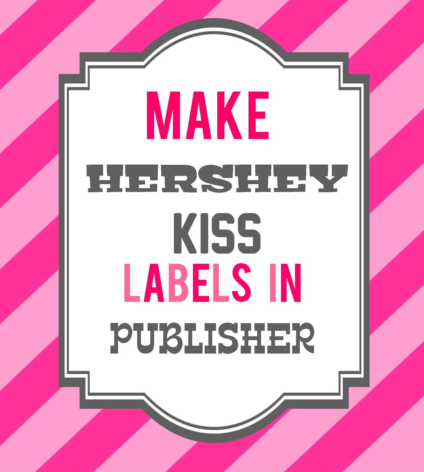 Hershey chocolate kisses color sheet printable personal blog for Free hershey kisses labels template
