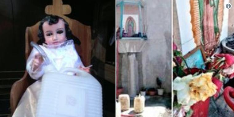 Valor Tamaulipeco Visten Al Niño Dios De Santo Niño