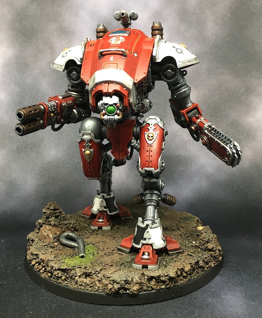 House Taranis Armiger Warglaive front