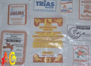 Tempat Percetakan Sablon Kantong Plastik Kresek Kemasan Makanan Murah Di Bengkulu