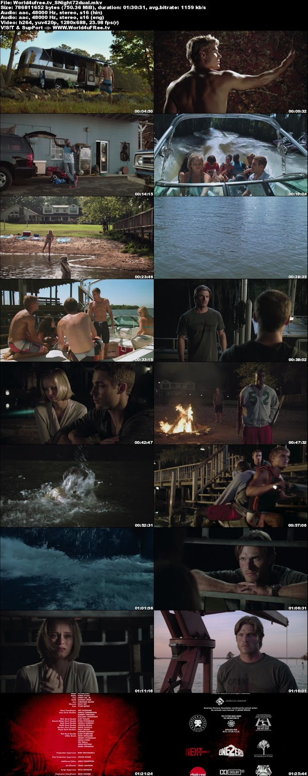 Shark Night 2011 Dual Audio 720p BRRip 700Mb x264 world4ufree.tv, hollywood movie Shark Night 2011 hindi dubbed dual audio hindi english languages original audio 720p BRRip hdrip free download 700mb or watch online at world4ufree.tv