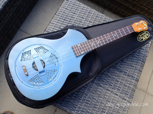 Beltona Tenor Resonator Ukulele
