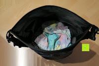 befüllen: Dry Bag »Krake« Wasserdichte Trockentasche / Seesack / Survival Bag / Trockensack / Ideal für Kajak, Kanu, Segeln, Angeln, Schwimmen, Strand, Snowboarden, Skifahren, Bootfahren, Camping / Schützt Deine Wertsachen und Kleidung vor Staub, Nässe, Sand und Schmutz / 5L gelb