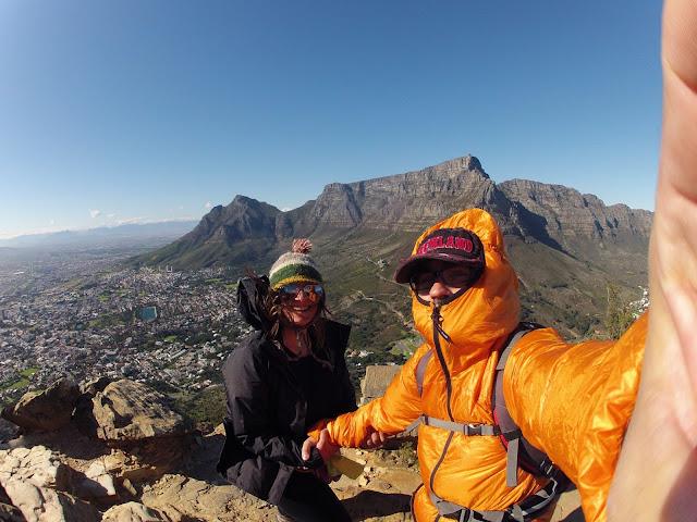 SUBIR AO LION'S HEAD - Em busca da visão perfeita da Cidade do Cabo | África do Sul