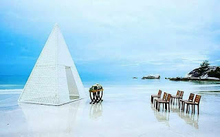 Paket Honeymoon Belitung