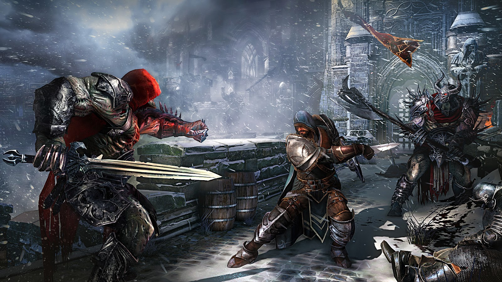 Lords of the fallen complete edition ps4 download v. 1. 03 & dlc.