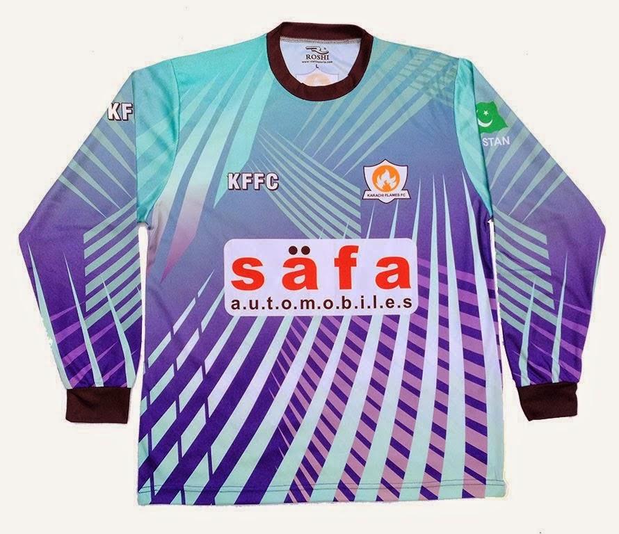 Roshi Sports Lahore: sublimated football jerseys