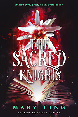 The Sacred Knights, Mary Ting, Release Blitz, Giveaway, On My Kindle Book Reviews
