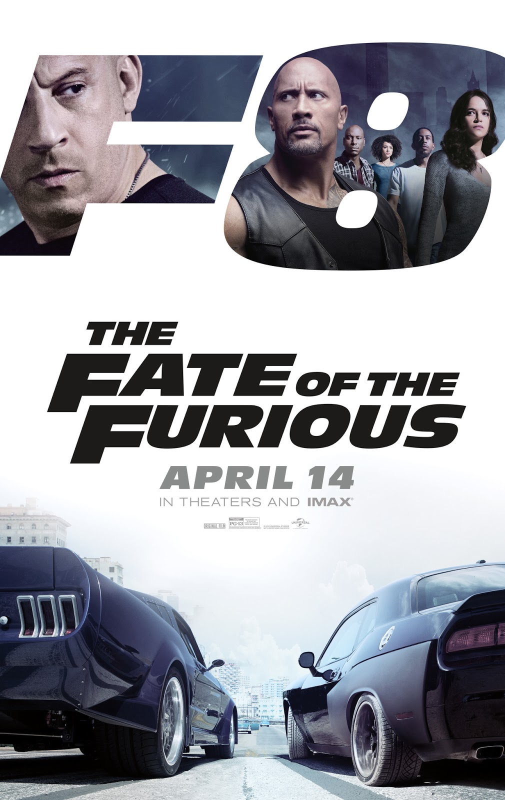 The Fate of the Furious 2017 - Full (HD)