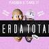 """Passer lança EP colaborativo """"Perda Total"""" com Take Beats; ouça"""