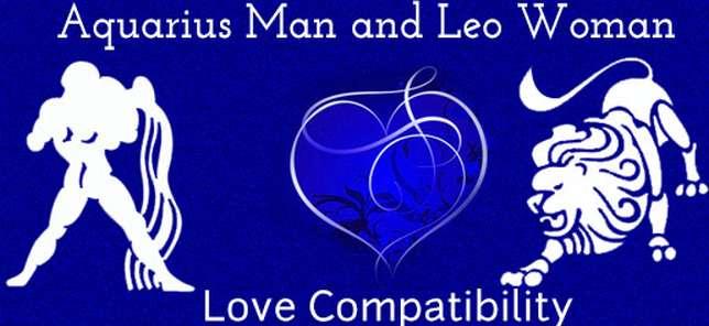 Compatibility between leo and aquarius