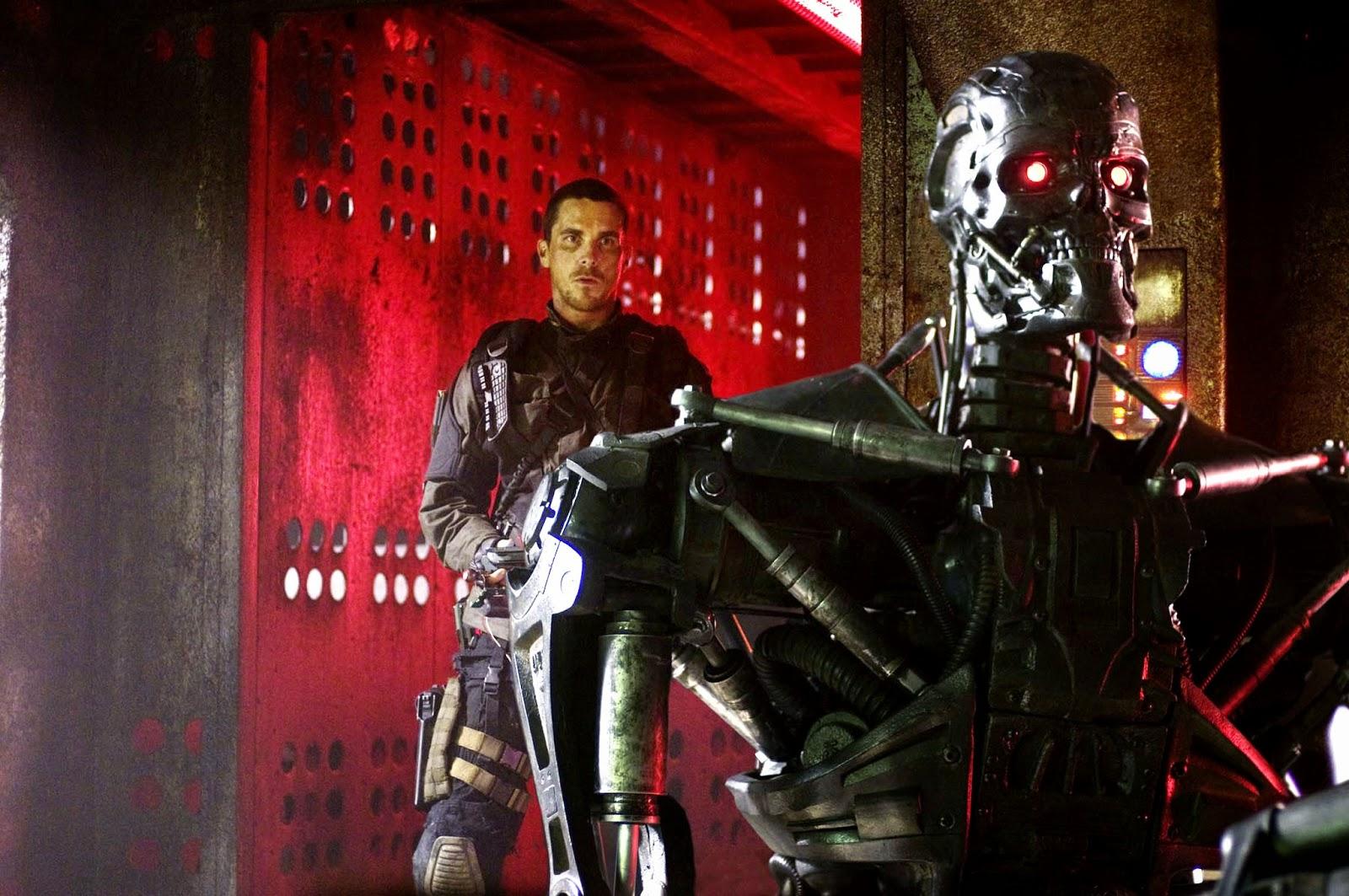 The Ace Black Movie Blog Movie Review Terminator Salvation 2009