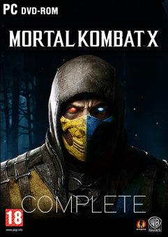 Descargar Mortal Kombat X: Complete + DLC [PC] [Full] [Español] [ISO] Gratis [MEGA]