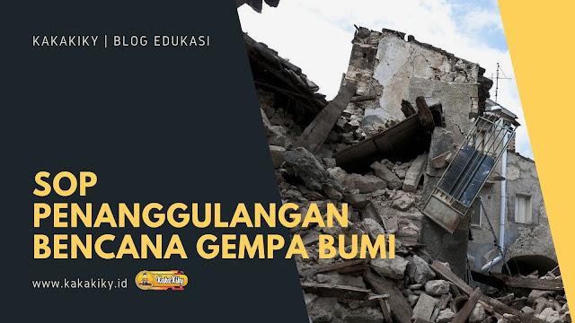 cara membuat sop gempa bumi