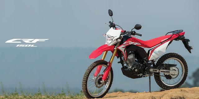 KREDIT MOTOR Honda CRF150L bandung