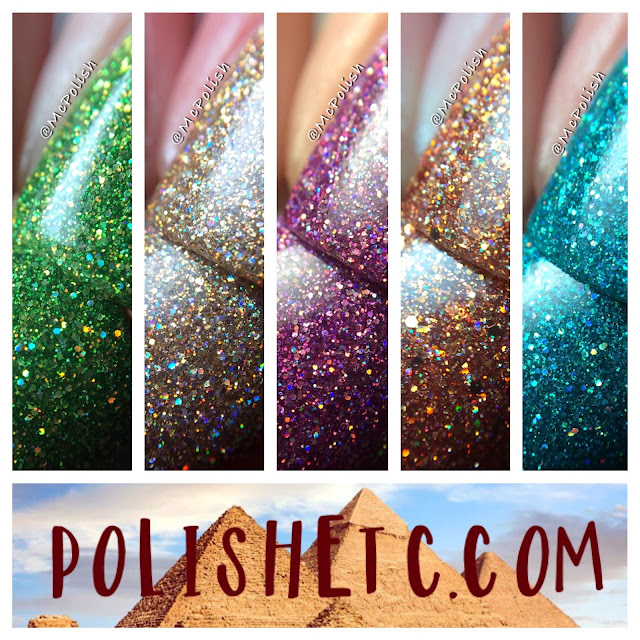 Powder Perfect - The Upper Kingdom Collection - McPolish
