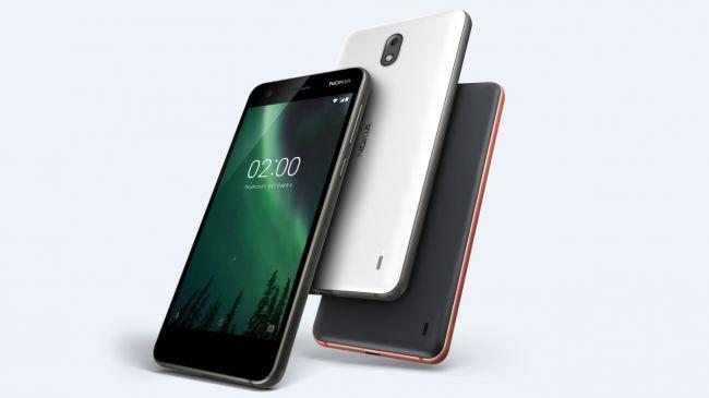 Nokia 2 được bán ra tại thị trường Việt Nam vào ngày 15/11