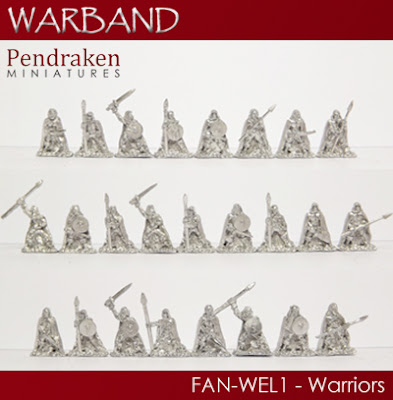 FAN-WEL1 - 25 x Warriors