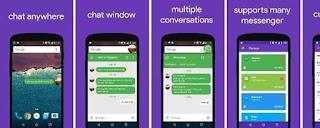 تطبيق FlayChat للرد على محادثات تطبيقات الدردشه والتواصل الاجتماعي بنافذه عائمه