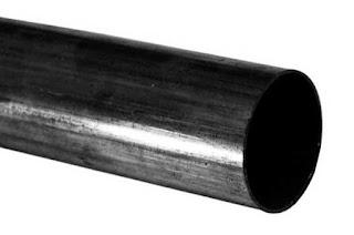 Instalaciones eléctricas residenciales - tubo conduit negro pared delgada