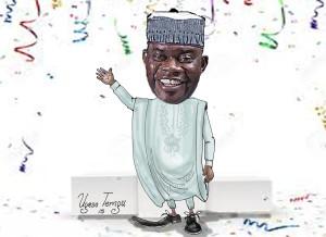 Gov. Yahaya Bello: Good Guy, Bad Politician - By Eneye