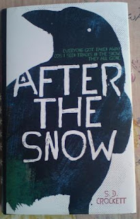 Cover for After the Snow by SD Crockett