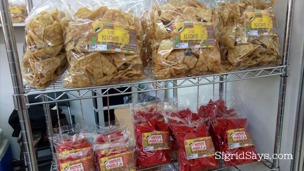 Bacolod pasalubong - nachos