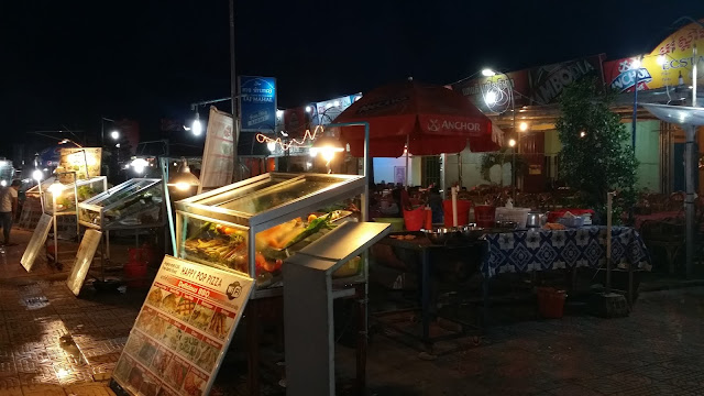 Restaurantes de Sihanoukville