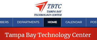 Screen Capture of Tampa Bay Technology Center
