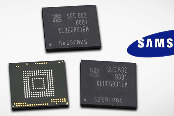 Samsung Launches 256GB USB 2.0 memory