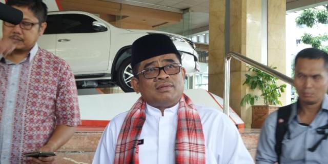 "Muncul Petisi ""Online"" Minta Jokowi Tegur Sumarsono"