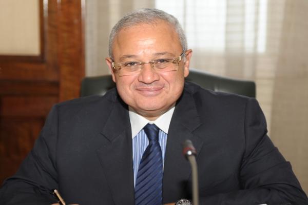 Hisham Zaazou, Ministro de Turismo de Egipto.