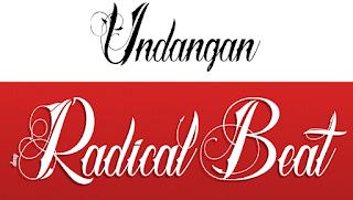Download 40+ Font Latin Keren Untuk Desain Undangan Pernikahan, Radical Beat
