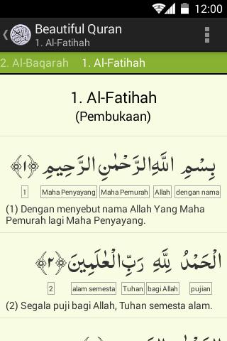 10 Aplikasi Al Quran Terbaik Untuk Android Updated