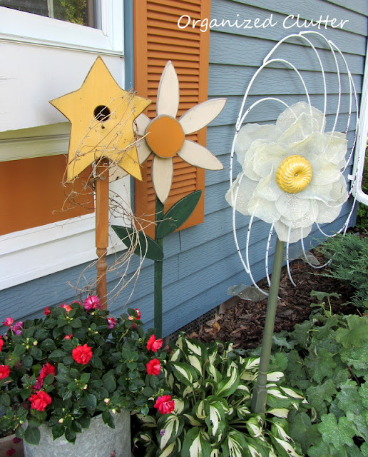 Craft Shop Garden Decor