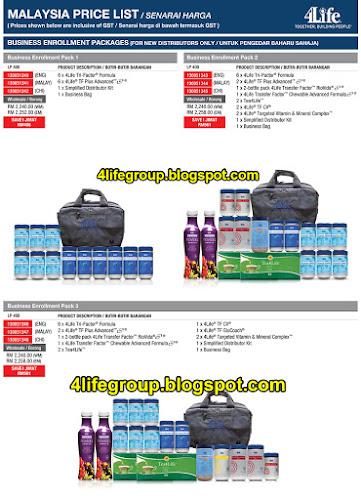 foto Senarai Harga 4Life Malaysia (Termasuk GST) (6)